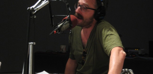 'WTF' is up with comedian Marc Maron