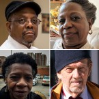 A collage of portraits of CHA tenants