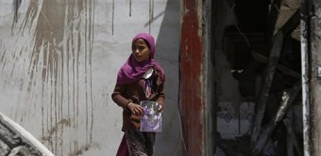 Crisis in Yemen and France bans food waste