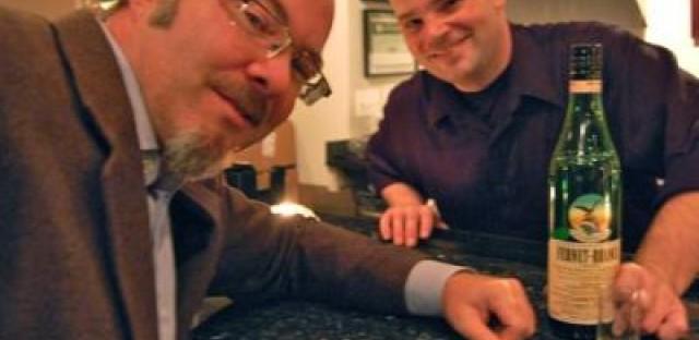 Hunt, gather, eat, drink: A Hank Shaw dinner at Vie