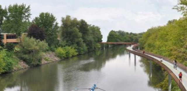 DNA Info Radio Chicago : What's the future of the Chicago River? You can help decide. Image