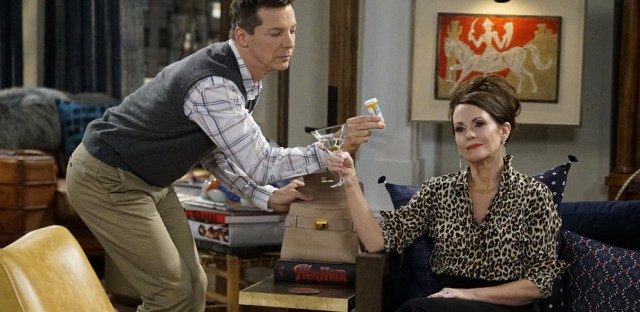 Bullseye with Jesse Thorn : Will and Grace's Megan Mullally  Image