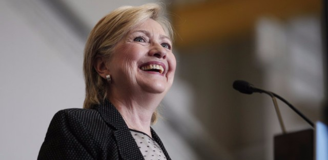 Hillary Clinton in Warren Michigan
