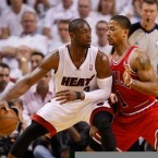 Let's review the tape: My preseason interview with Dwyane Wade