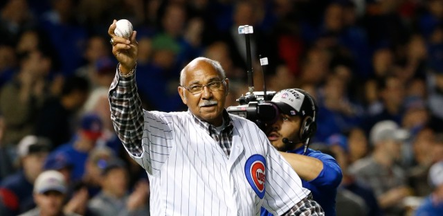 billy williams cubs 2016