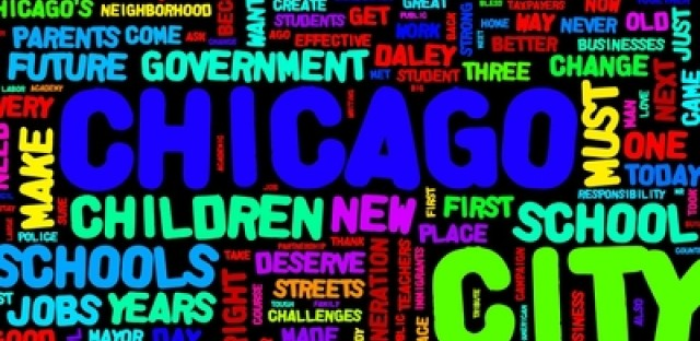 Word cloud: Schools the big theme in inauguration speech
