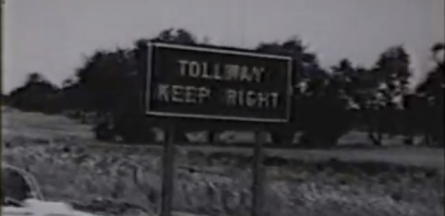 From 1959: Take the Illinois Tollway...with Mary MacToll?