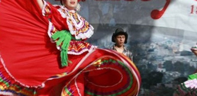 Mexican cuisine with a French flair, Polish folklore, and the Children of Siberia