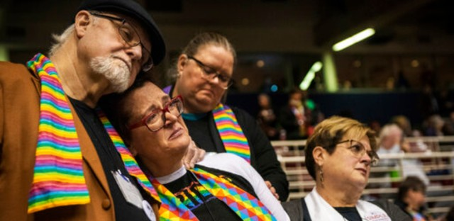 Methodist LGBT