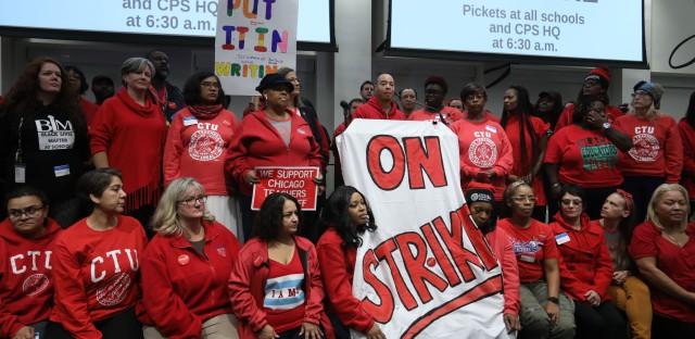 CTU strike
