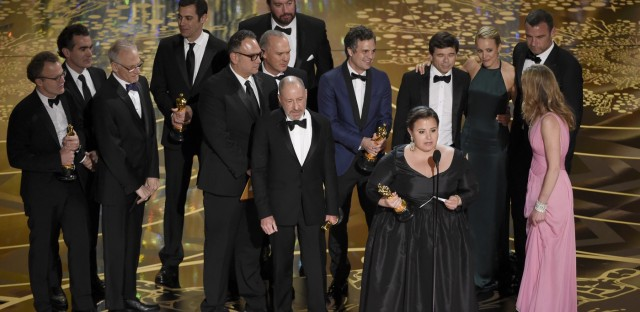 Pop Culture Happy Hour : Small Batch: The 2016 Oscars Image