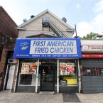 The First American Fried Chicken restaurant in Elizabeth, N.J., saw its Yelp reviews plummet after the owner's son Ahmad Khan Rahami was arrested as a suspect in last weekend's bombings in New York and New Jersey.