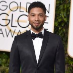 The Cook County grand jury indictment filed Thursday says actor Jussie Smollett, shown here in 2016, made a false report about an offense.