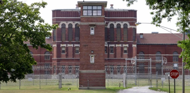 The Pontiac Correctional Center is a maximum-security lockup in Pontiac, Illinois. (AP Photo/Charles Rex Arbogast)