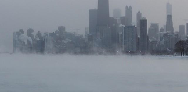 Polar vortex continues to disrupt the city
