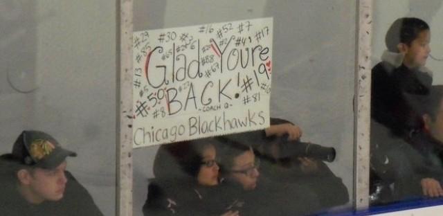Blackhawks are back for a shortened season