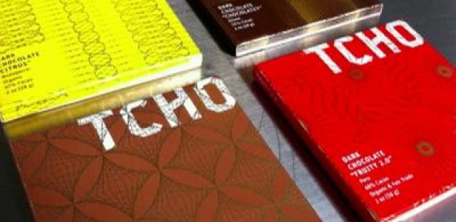 Single-origin chocolate, sold in Chicago