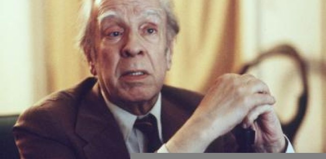 My interview with Jorge Luis Borges