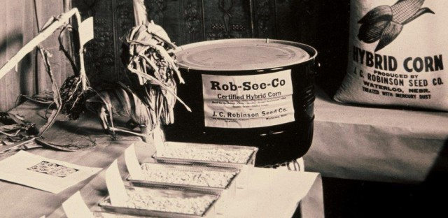 Rob-See-Co seeds, from an earlier era.