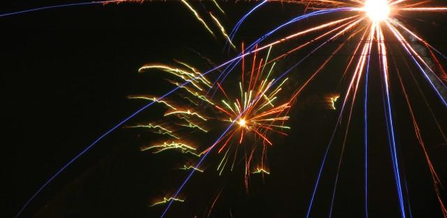 Andhika Padmawan fireworks