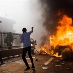 Burkina Faso leader reluctantly cedes power