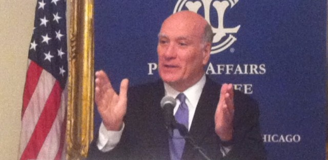 Bill Daley: No campaign contributions during legislative session