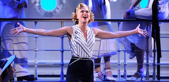 Ask Me Another : Sutton Foster: Really, Anything Goes Image