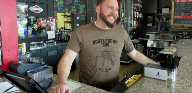 "Brenton Brown is the co-owner of Bootleggin' BBQ in St. Louis, Mo., which is now serving ""humanely trapped"" smoked beaver on Fridays during Lent."