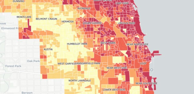 Chicago Elections Mapped
