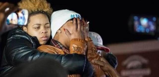 Scene from Ferguson