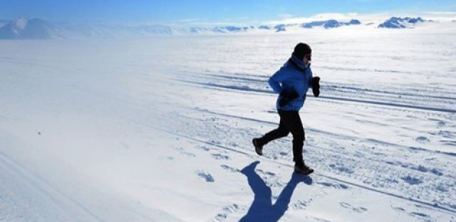 World Marathon Challenge: seven races on seven continents in seven days