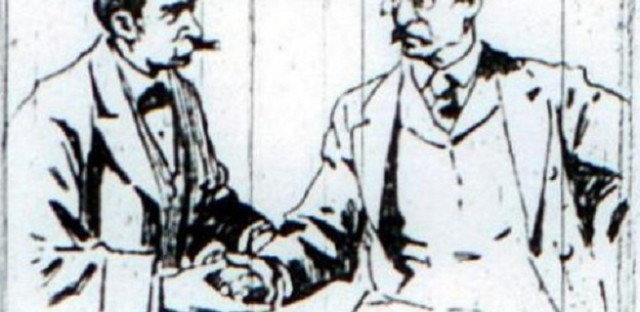 'Chicago Record'--February 19, 1894