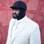 The singer Gregory Porter's music is usually classified as jazz, but his soulful voice fits in Jason King's wide-ranging playlist of protest music.