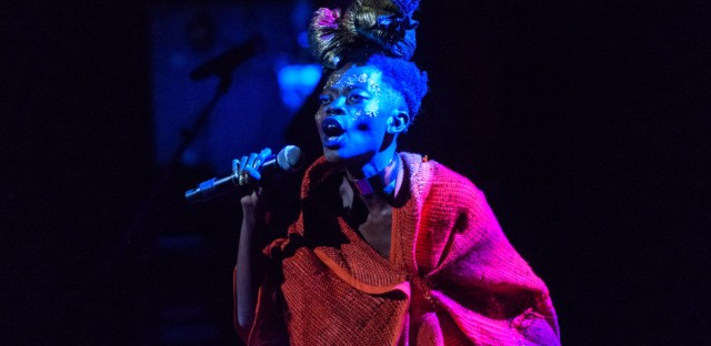 Africa Now! (2016) - Jojo Abot at the Apollo Theater