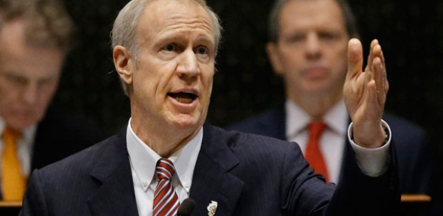 Rauner calls for lower taxes, anti-union regulations in State of the State
