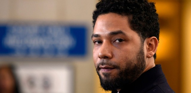 Jussie Smollett Indictment