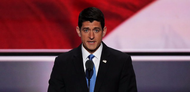 House Speaker Paul Ryan told GOP members Monday he will no longer defend Donald Trump and is instead focusing on keeping the House in Republican hands.