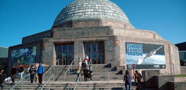 A NASA space shuttle may find a new home at Adler Planetarium