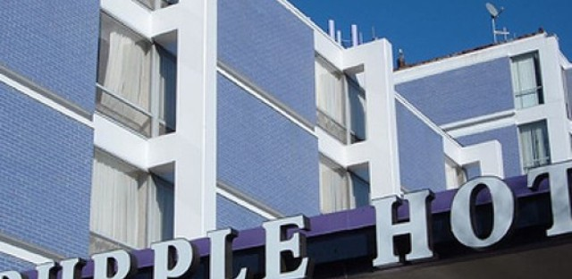 End of an era for famed Purple Hotel