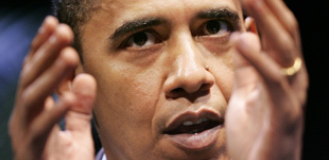 In defense of Professor Obama's speaking style