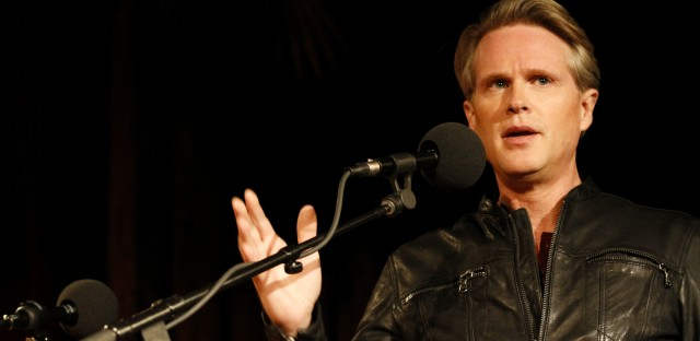 Ask Me Another : Cary Elwes, Dennis Quaid & Christian Cooke: The Art Of More Image