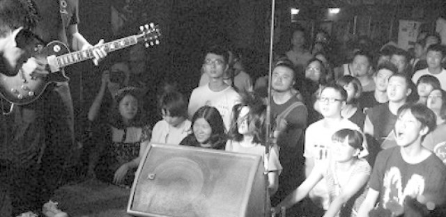 Dual citizenship in the World Cup, and China's underground rock music scene