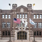 The Eighth Regiment Armory