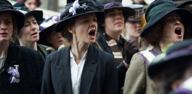 Milos Stehlik interviews Sarah Gavron, director of 'Suffragette'