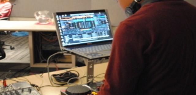 WBEZ Pritzker Fellow Samuel Vega aka DJ Bone