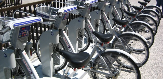 Chicago to launch bike-sharing program