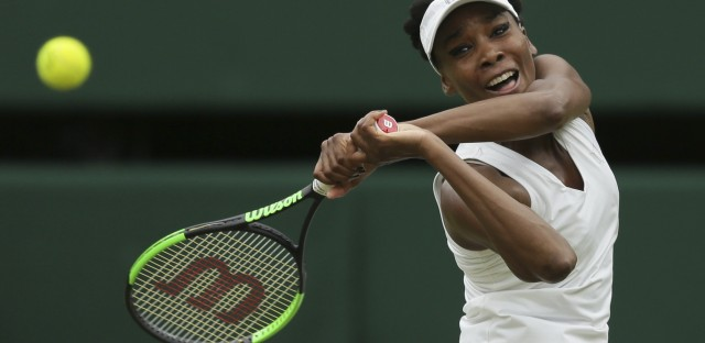 Williams lost a chance both to win her sixth Wimbledon singles title and to become the oldest woman to win a Grand Slam in the Open era, but she says she hopes to have more changes to add to her Grand Slam titles.