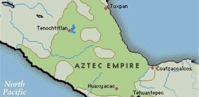 compare and contrast the aztec empire with the roman empire