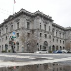 On Tuesday, arguments related to President Trump's temporary travel ban will be presented by phone to a three-judge panel of the 9th U.S. Circuit Court of Appeals and live-streamed at the James R. Browning U.S. Court of Appeals building in San Francisco.