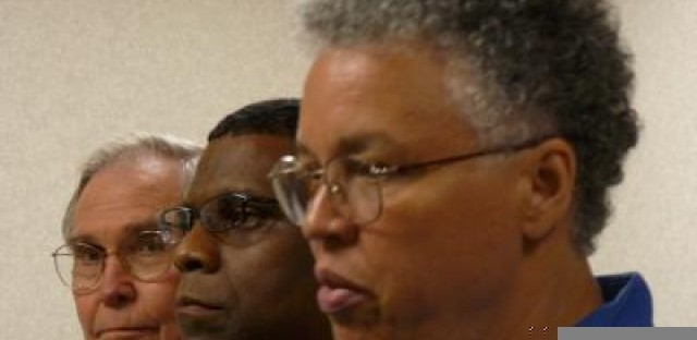 Cook County Board President Toni Preckwinkle and health officials say closing Oak Forest is difficult but necessary.